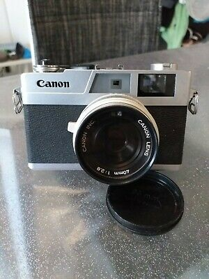 Appareil Photo Canon Canonet 28 vintage