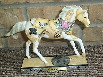 Trail of Painted Ponies WESTERN CHARM by Enesco  1E / P38