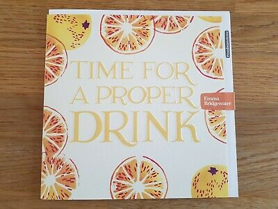 Emma Bridgewater Card - Time for a proper drink