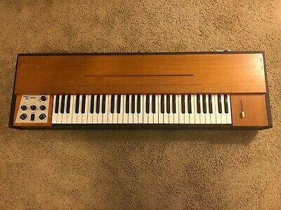 Hohner D6 Clavinet w/ Vintage Vibe Preamp! Perfect working condition! Must see!