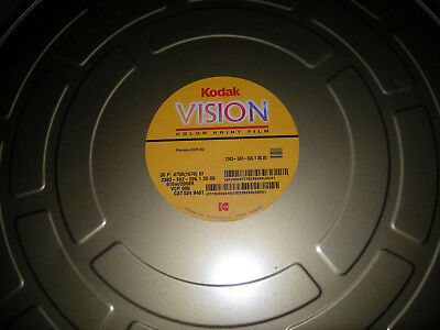 Kodak Vision 35mm Color Print Film 2383 VCP66 Lomo