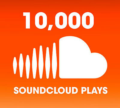 10,000 Soundcloud Plays Boost Soundcloud Post