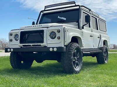 1985 Land Rover Defender 110 Automatic Land Rover Defender 110 V8 Automatic