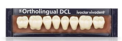 Ivoclar Vivadent Teeth-Full Mandibular Set (Shade A1)
