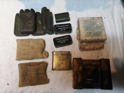 Australian Army 1960,s soldiers items