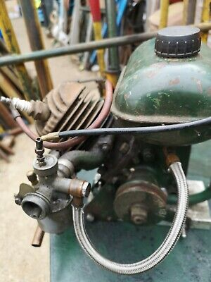 Villiers engine /VINTAGE GOOD Compression .Running to day