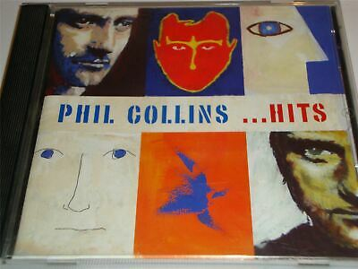 Phil Collins - The Greatest Hits (1998) CD Album