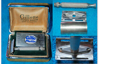 Gillette safety razor boxato