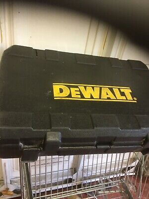 Dewalt SDS with Batteries Charger And Case Cordless Hammer Drill