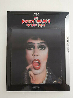 The Rocky Horror Picture Show [Blu-ray] 35th Anniversary Edition Digibook