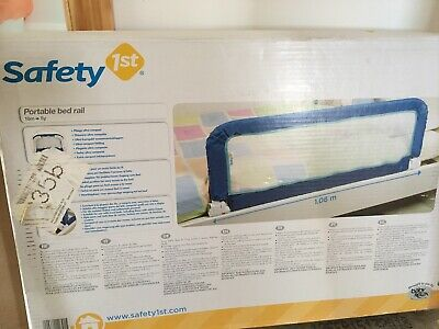 Safety first bed guard Portable Bed Rail