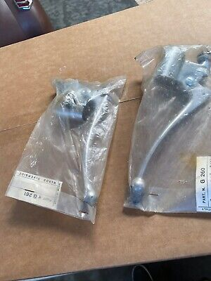 Triumph Tiger Cub.mustang Motor Scooter. Clutch/brake Levers. NOS. 7/8 Benelli