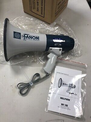 Fanon Power Portable Handheld Megaphone & Fog Horn MV-10S