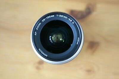 Minolta AF 28-100mm f/3.5-5.6 D AF Lens Very Good Condition