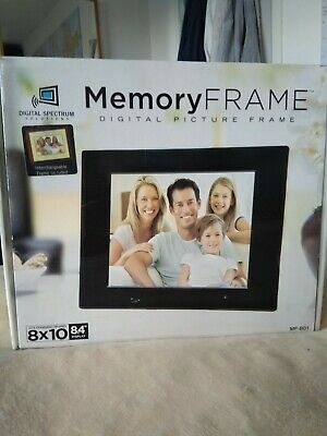 Digital Spectrum Memory Digital Picture Frame