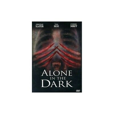 Alone IN The Dark Film DVD Original - Spéciale Édition 2 Disques