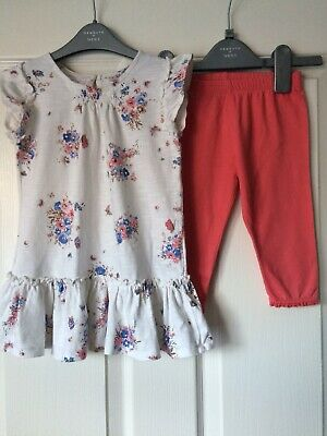 Pretty Girls Next Dress Set Aged 2-3 Years