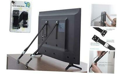 The Baby Lodge TV and Furniture Anti Tip Straps - Safety Furniture Wall