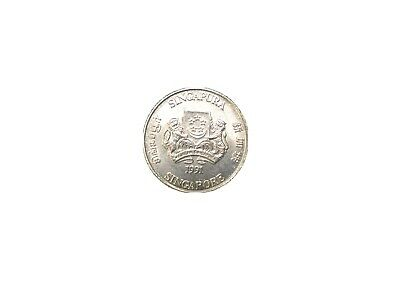 Singapore 20cents Coin 1991