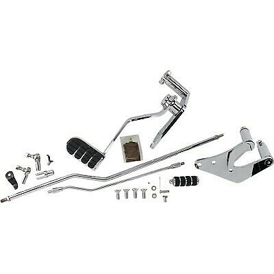 "Kuryakyn 9064 +3"" Extended Chrome Forward Control Kit for Harley FXD Dyna 91-17"