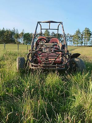 250cc Off road buggy project