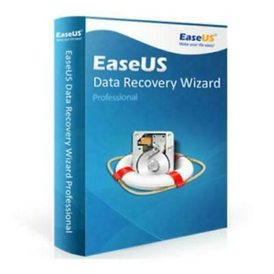 EaseUS Data Recovery Wizard v13.2 -Full Version|Lifetime License  -Fast Delivery
