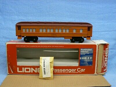 Lionel Milwaukee Road Seattle Passenger Car 6-9505 with box