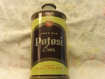 Potosi Beer Cone Top