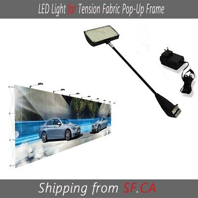 1 pack - 50 LED,LED LIGHT for Pop Up Trade Show Booth Exhibit Backdrop Display