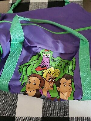 The Real Ghostbusters Duffel Bag