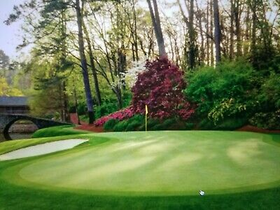 2020 Masters Golf: Monday Practice Round Badge(s) November 9 (4 available)
