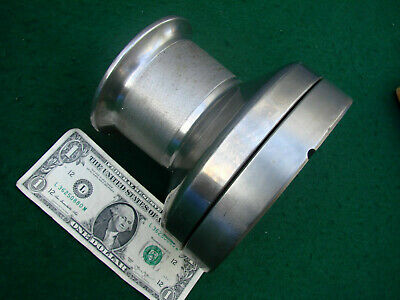 Cheoy Lee No 25 TWO SPEED STAINLESS WINCH-12 Photos-Super HD-MASSIVE-POWERFUL !!
