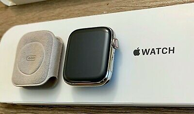 New 44mm Apple Watch Hermès Stainless Steel Case GPS+cellular Series 5