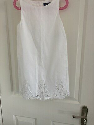 Girls Ralph Lauren Dress Age 6 New