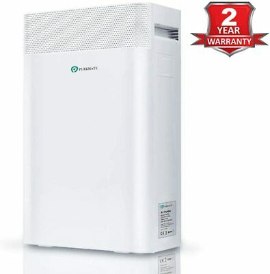 PUREMATE® 5 IN 1 AIR Purifier with True HEPA Filter, Carbon