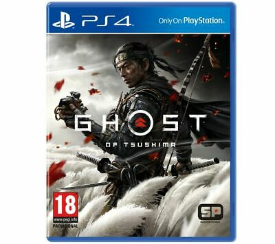 Ghost of Tsushima Playstation 4 PS4 NEW PreOrder 17/07/2020 NEW FACTORY SEALED