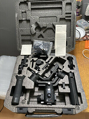 DJI Ronin-SC Gimbal - Pro Combo Kit - Owned From New Less Than 1 Year Old