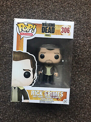 The Walking Dead - Rick Grimes Season 5 Funko Pop! Vinyl Figure #306
