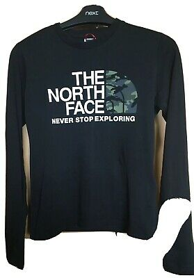 The North Face T Shirt Boys Youth Medium