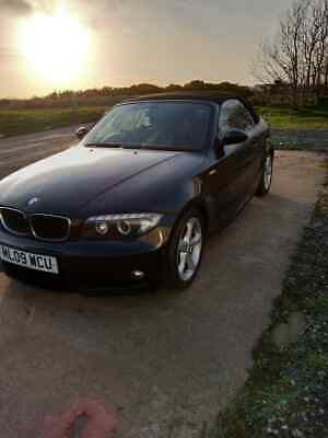BMW 118i M Sport convertible low miles 6 speed bargain
