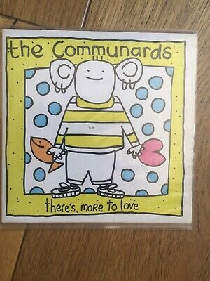 Communards There's More to Love - Rare Cd