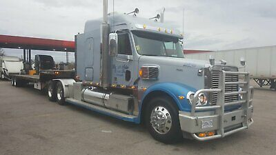 2005 Freightliner Coronado Mid-Roof No Reserve High Bidder Wins !!