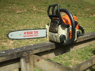 "STIHL MS170 Petrol Chainsaw 2012 new 12"" Bar and Chain"