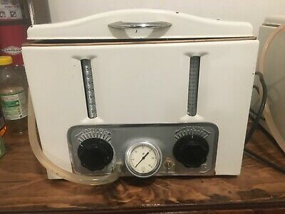 Rare embalming machine vintage old funeral home. Have 2 identical machines.