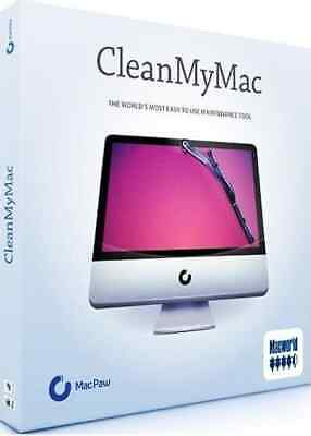 CleanMyMac X 4.6.3 for Mac LIFETIME Original license