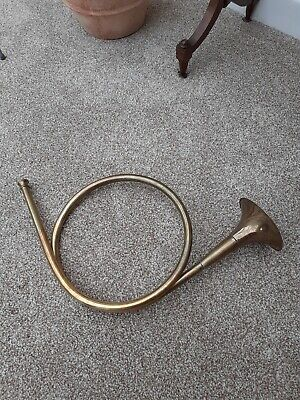 French Hunting Horn Found in NYC