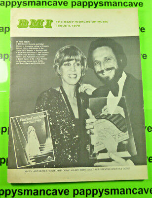 Vintage 1978~Bmi~ Many Worlds Of Music~Issue 4, 1978