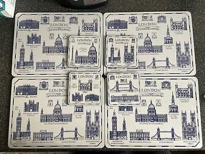 London Placemats And coasters