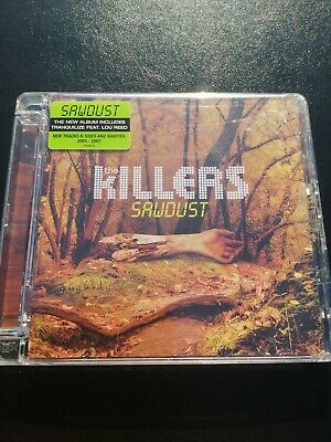 The Killers - Sawdust - Cd