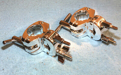 2 Gibraltar Chrome Road Series Multi Clamps
